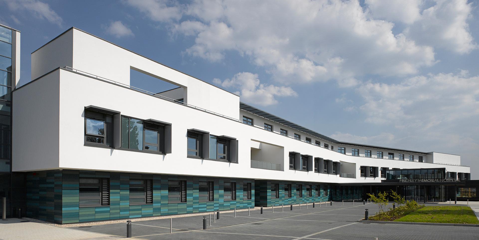 Finchley Memorial Hospital 1