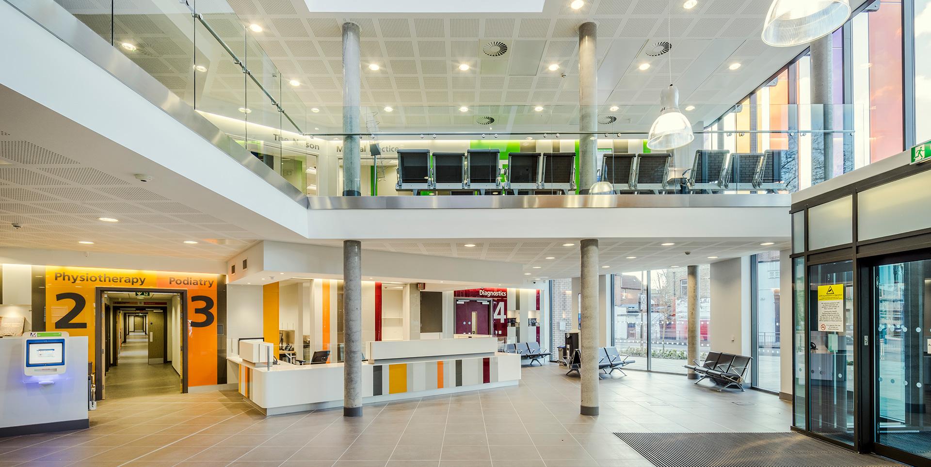 Nelson Health Centre 8