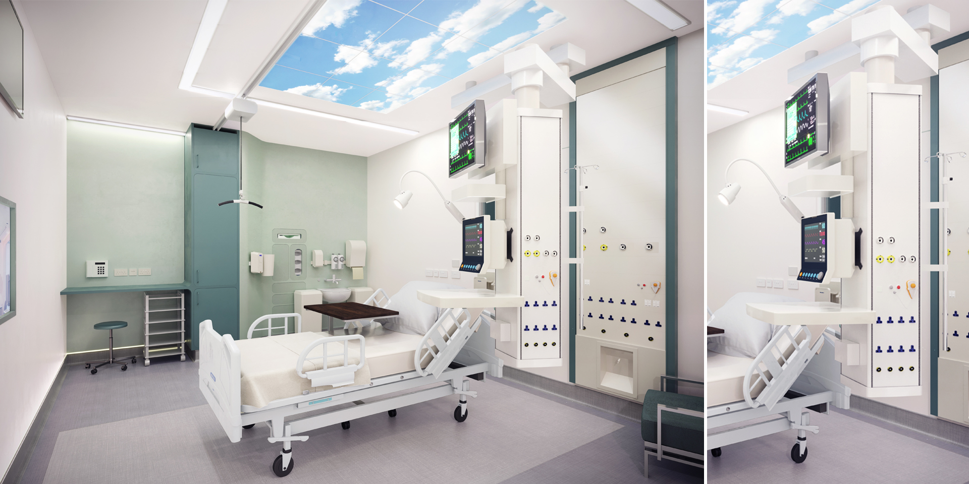 ICU Room
